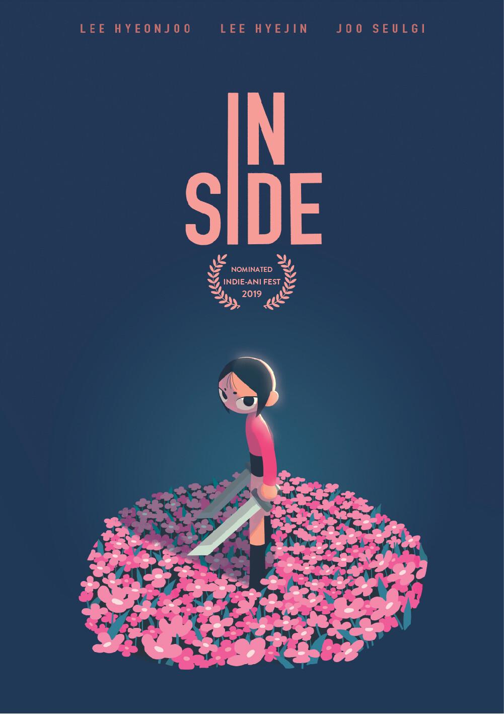 Poster by Hyeonjoo Lee  Director_ Hyeojoo Lee, Seulgi Joo, Hyejin Lee