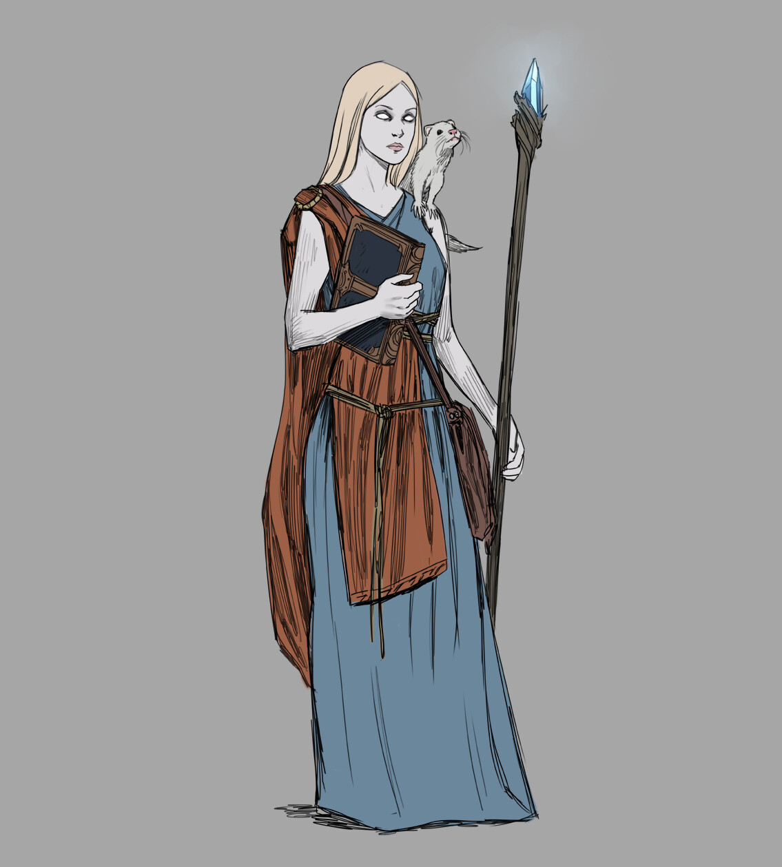Dan ramos anand wizard sketch