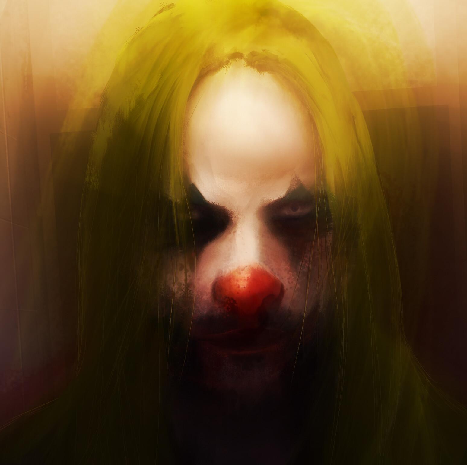 Self portrait | Joker