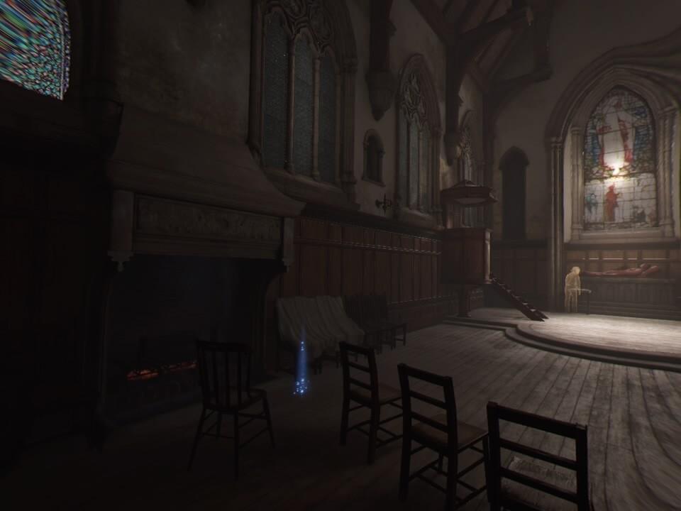 Déraciné - Chapel