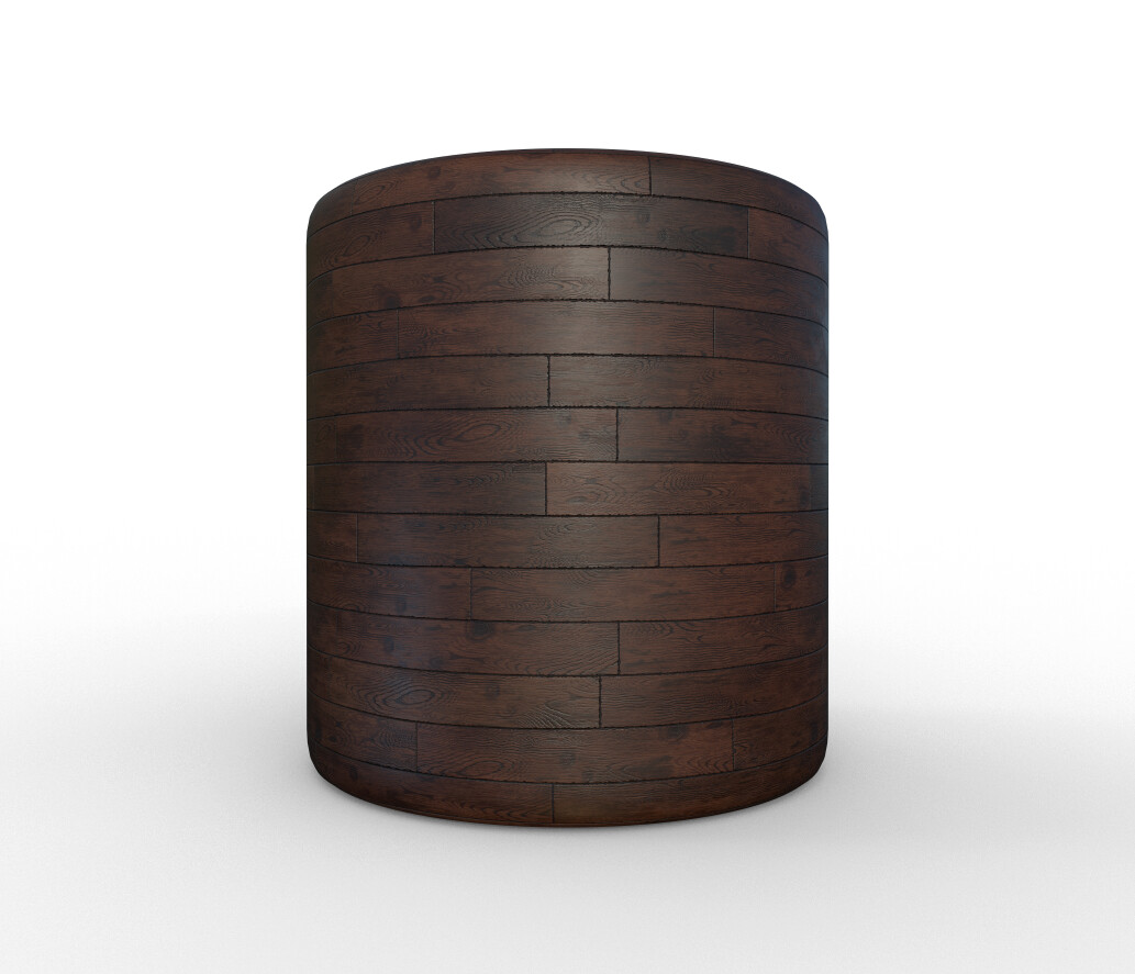 Wood Planks material (This material was based on this tutorial: https://www.youtube.com/watch?v=HZEkDYaopw4 )