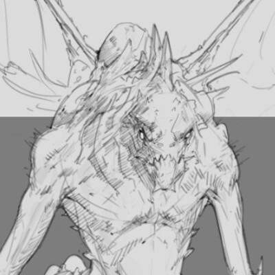 Hini haggmark spooky bug
