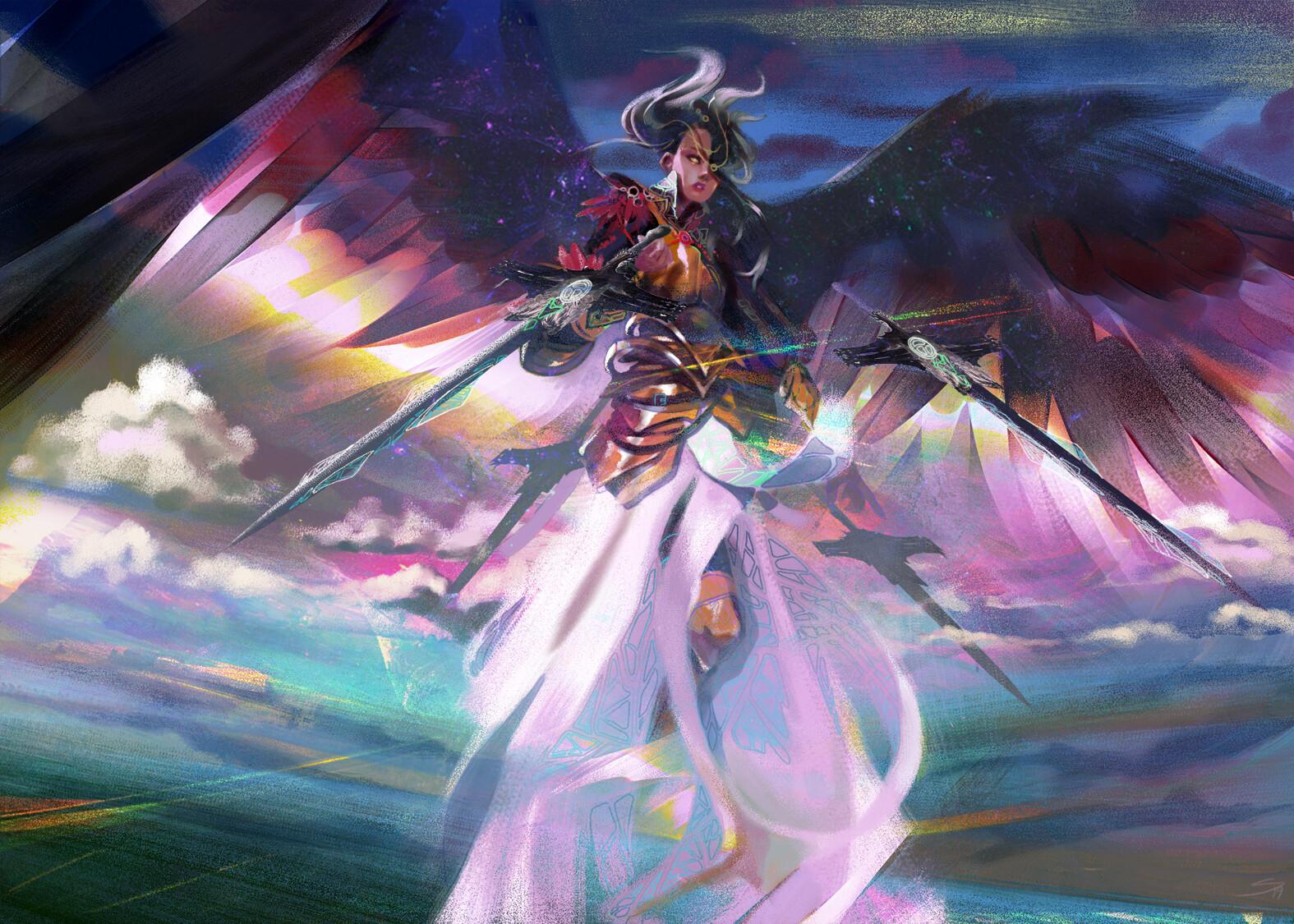 Sephara Sky/'s Blade