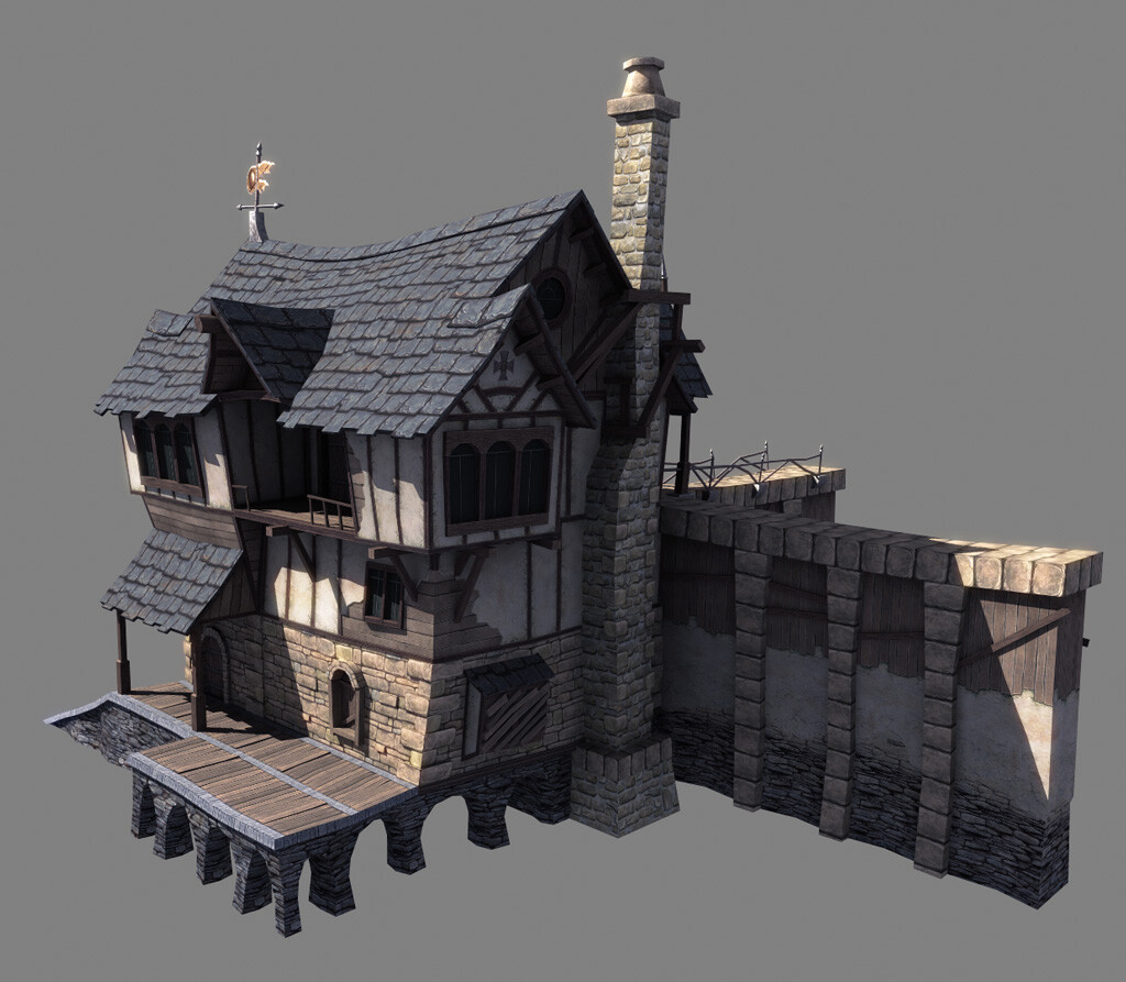 Empire Watermill