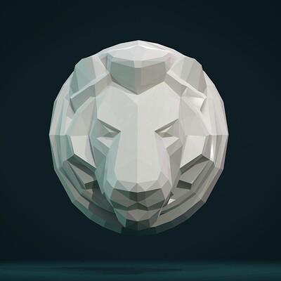 Alexander volynov lion hex 01