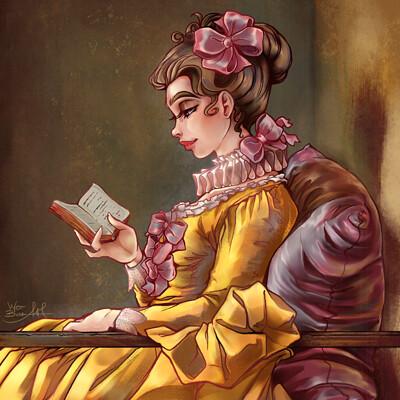 Weronika bartczak the reader