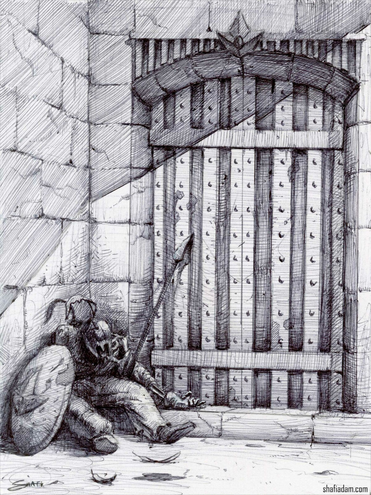 Forgotten at the Gates
