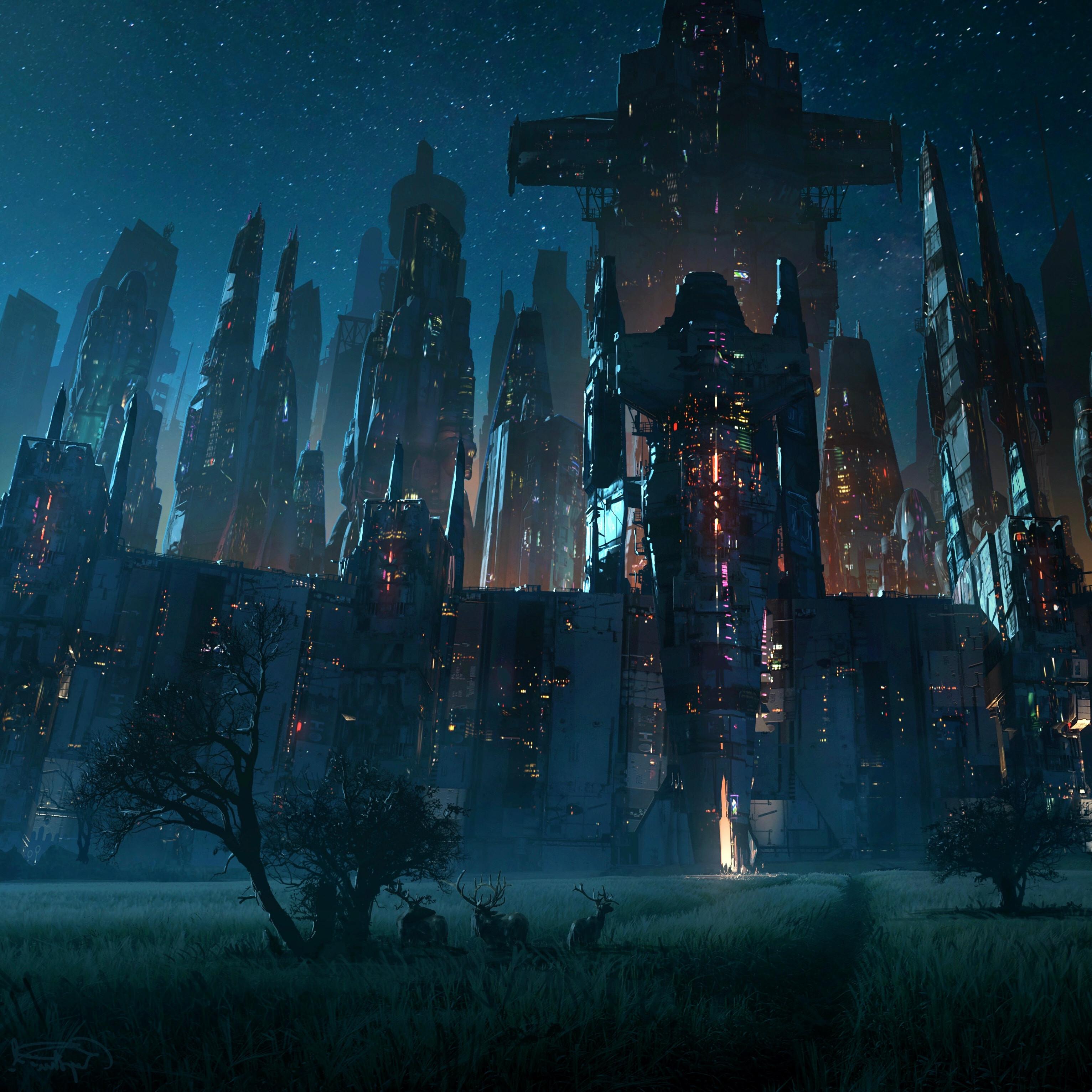 The Wall - AI City