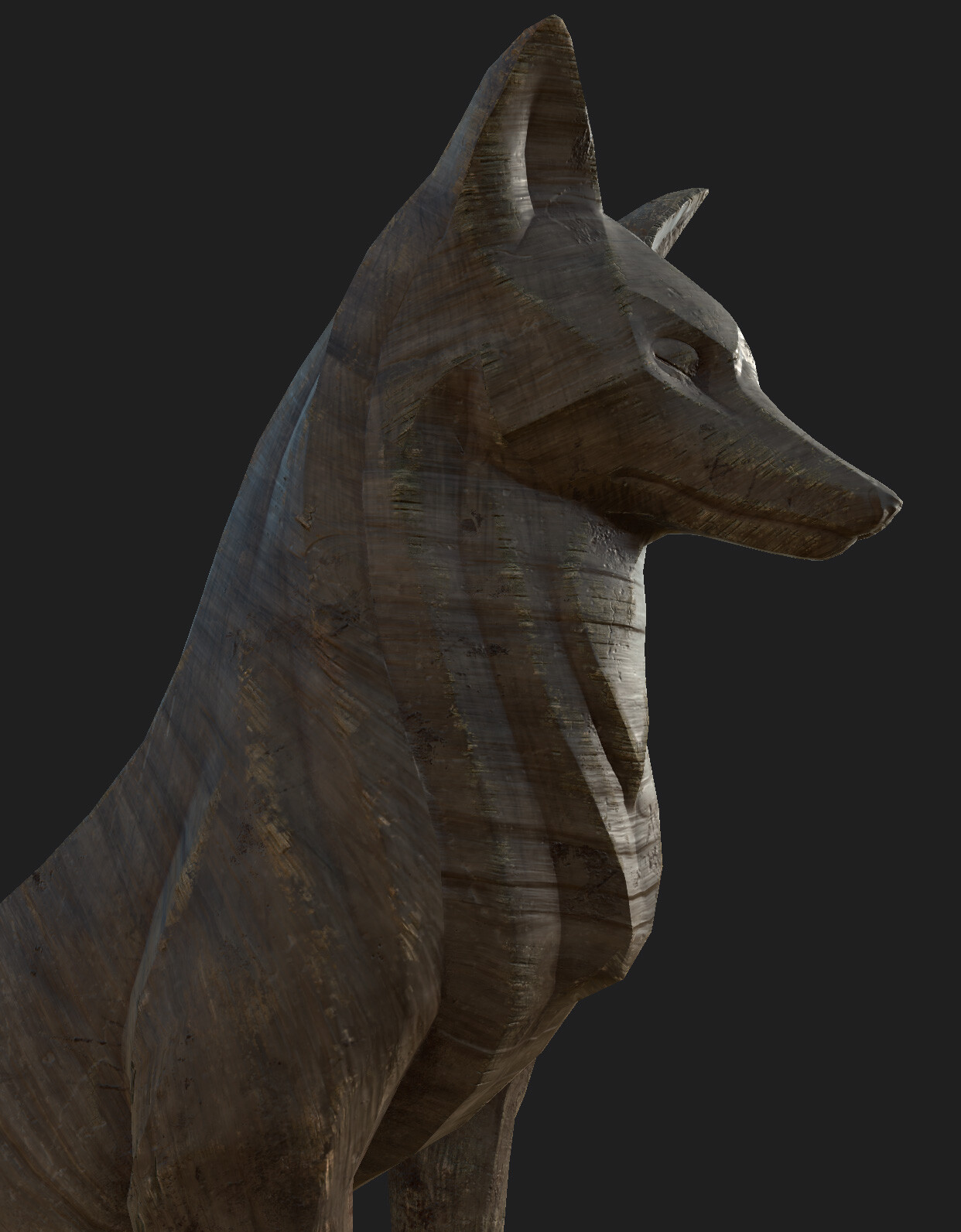 Rendered in Substance Painter