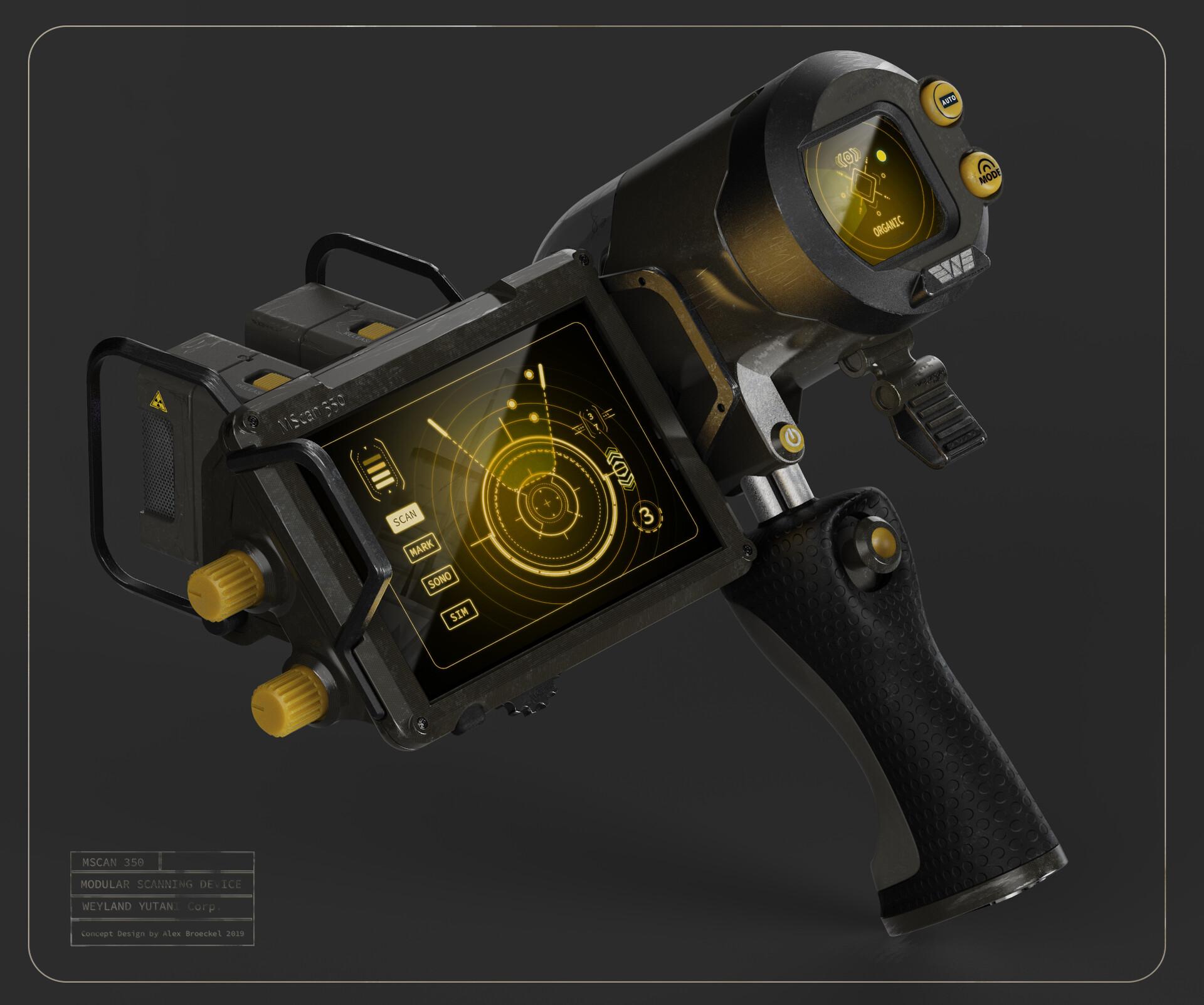 Alex broeckel scanner back