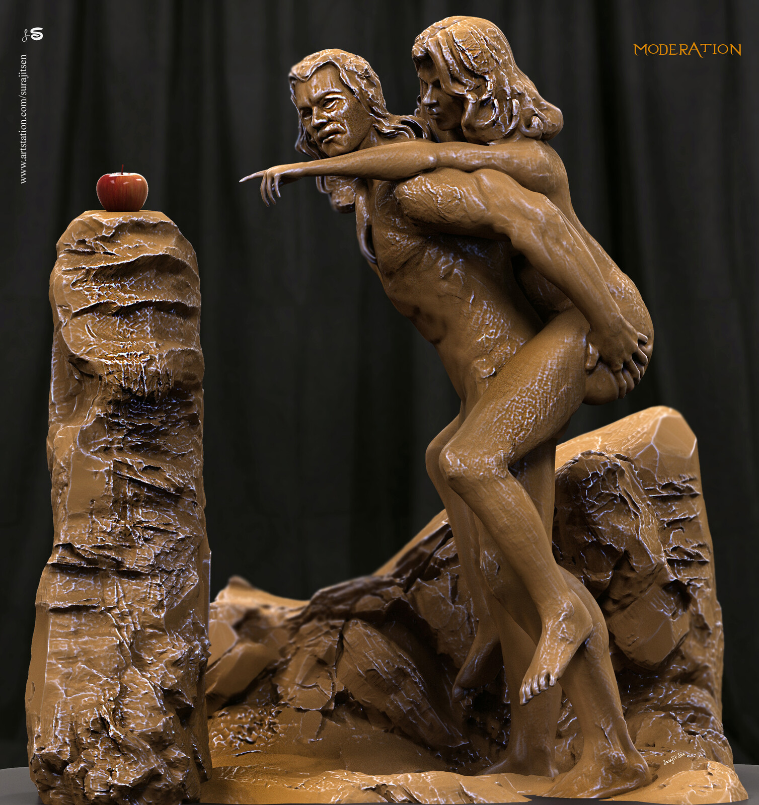 Moderation.