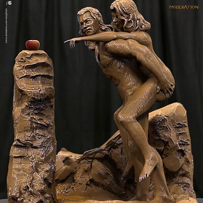 Surajit sen moderation digital sculpture surajitsen oct2019