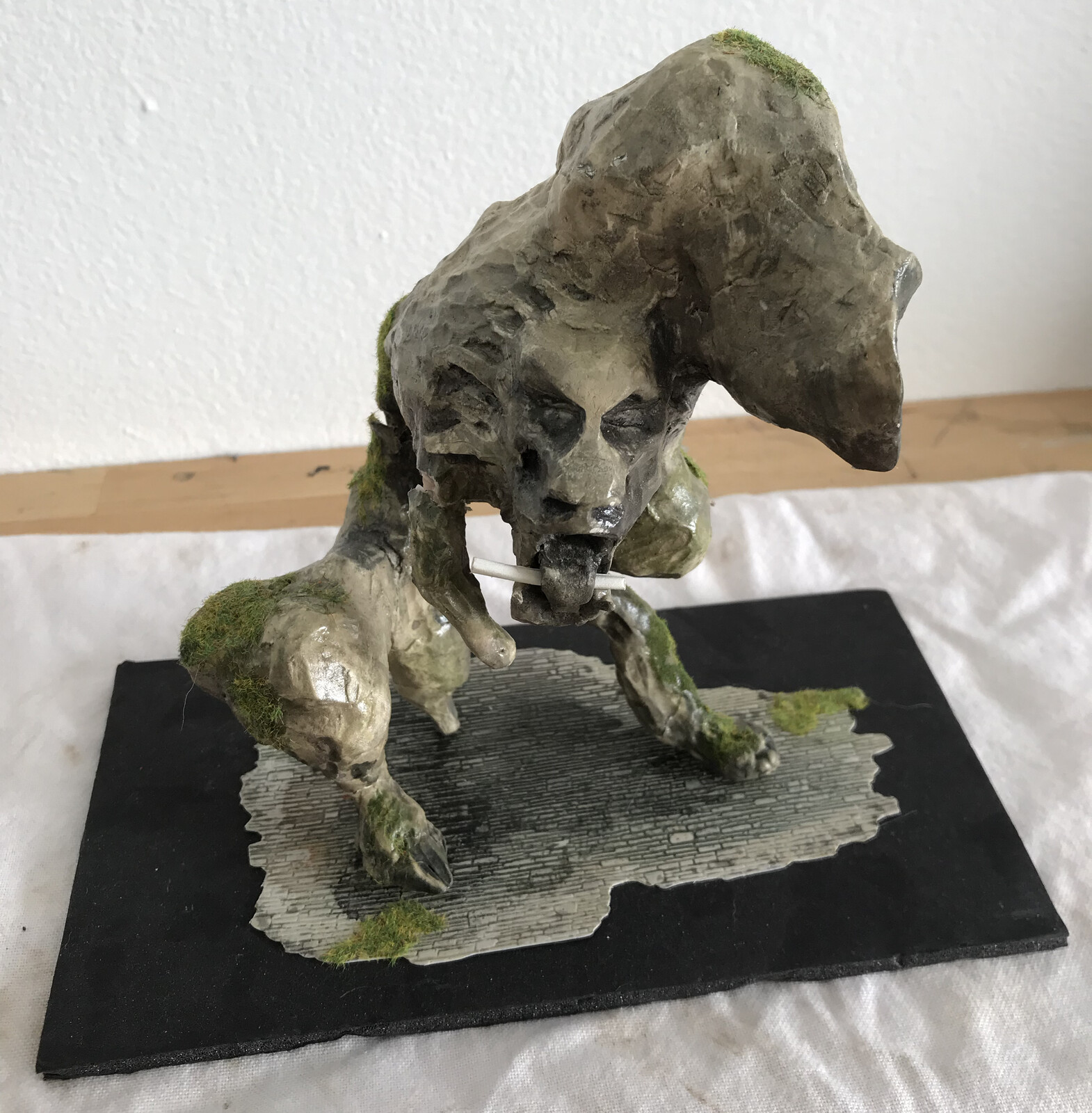 Sculpture: Golem