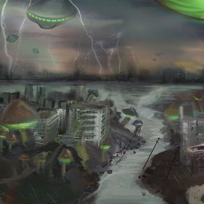 Holly cyprien mushroom city4nightstormrain