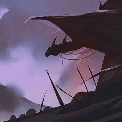 Taha yeasin day34 the lone dragon