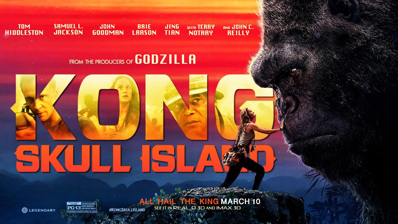 ArtStation - Kong Skull Island - Movie Poster, Himanshu Manuja