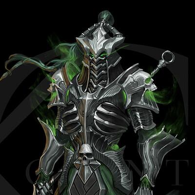 Kevin glint fantasy knight regular full body web