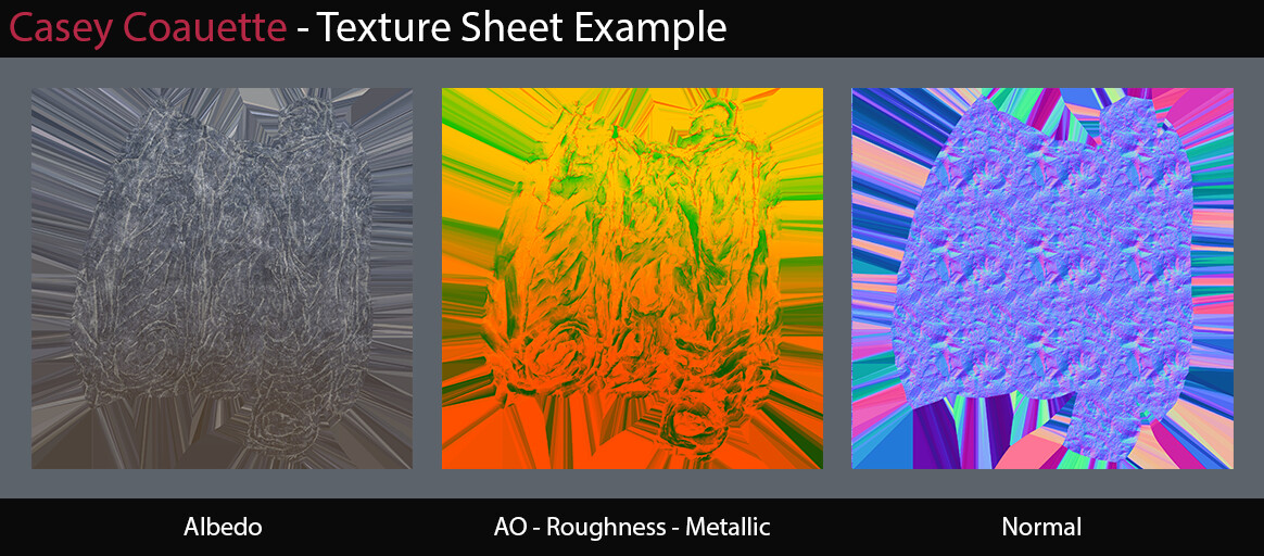 Texture examples