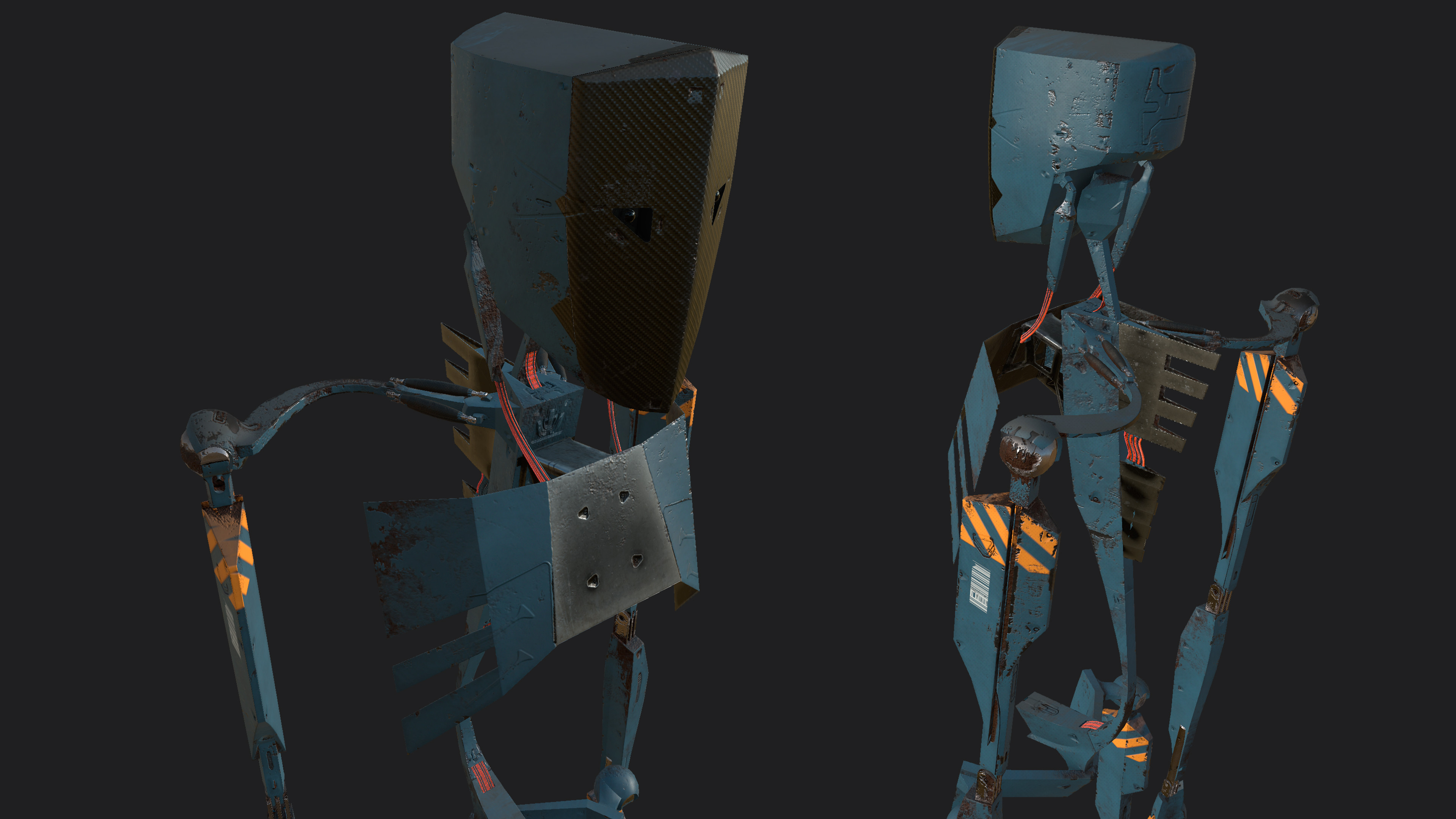 Texturing (WIP)
