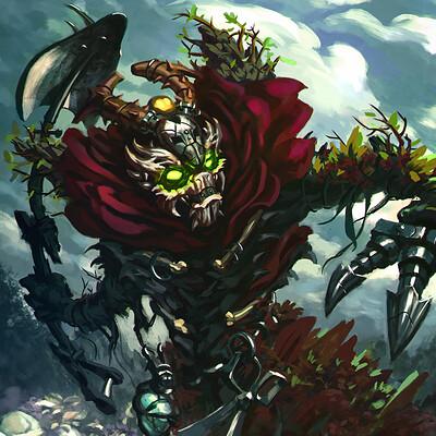 Victor maristane demon gardener web