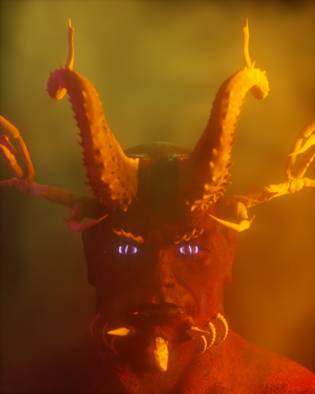 DemonBust / Skin