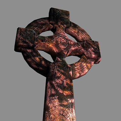 Celtic Cross Monument