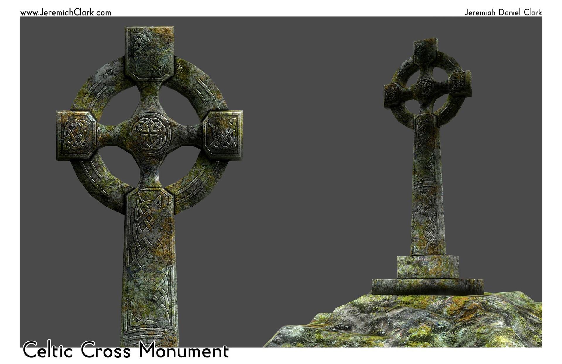 Jeremiah clark celticcross