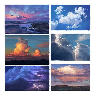 Madeleine bellwoar cloud studies