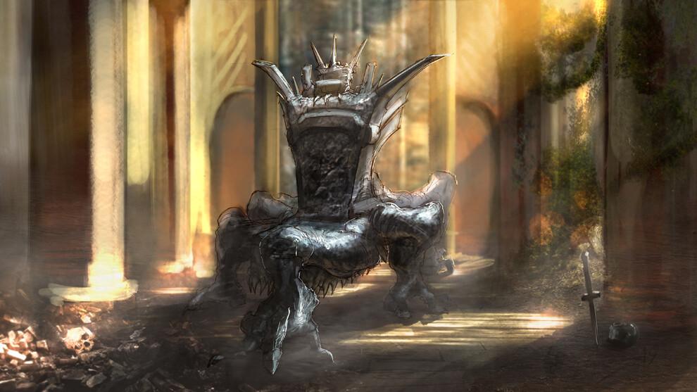 The Sentient Throne