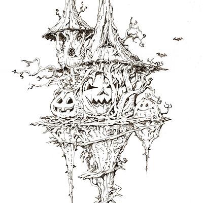 Min seub jung hemi house 16 halloween