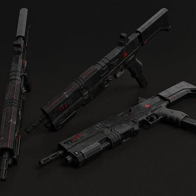 Federico zimbaldi carbine 763