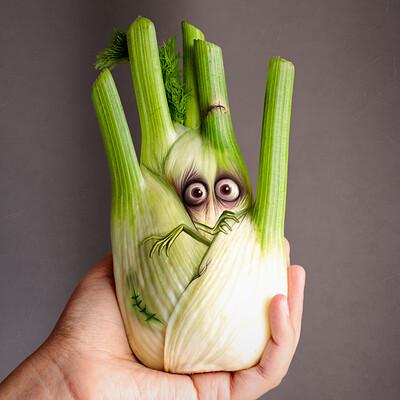 Cristina zoica dumitru fennel creature final 15