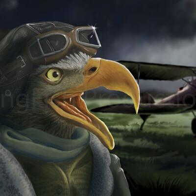 Karsten schneider fighterpilot 2 waterm