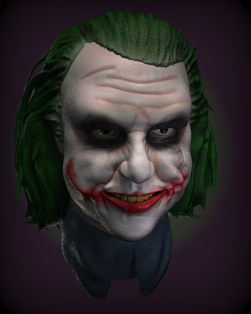 More Joker Portraits