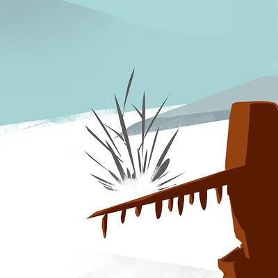 Hunter norris 8 fallen snow