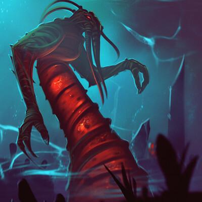 Atilla kurt underwater