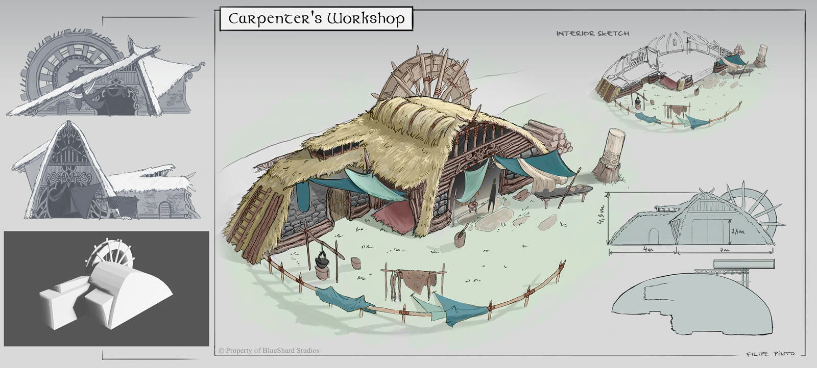 Filipe pinto carpenter portfolio