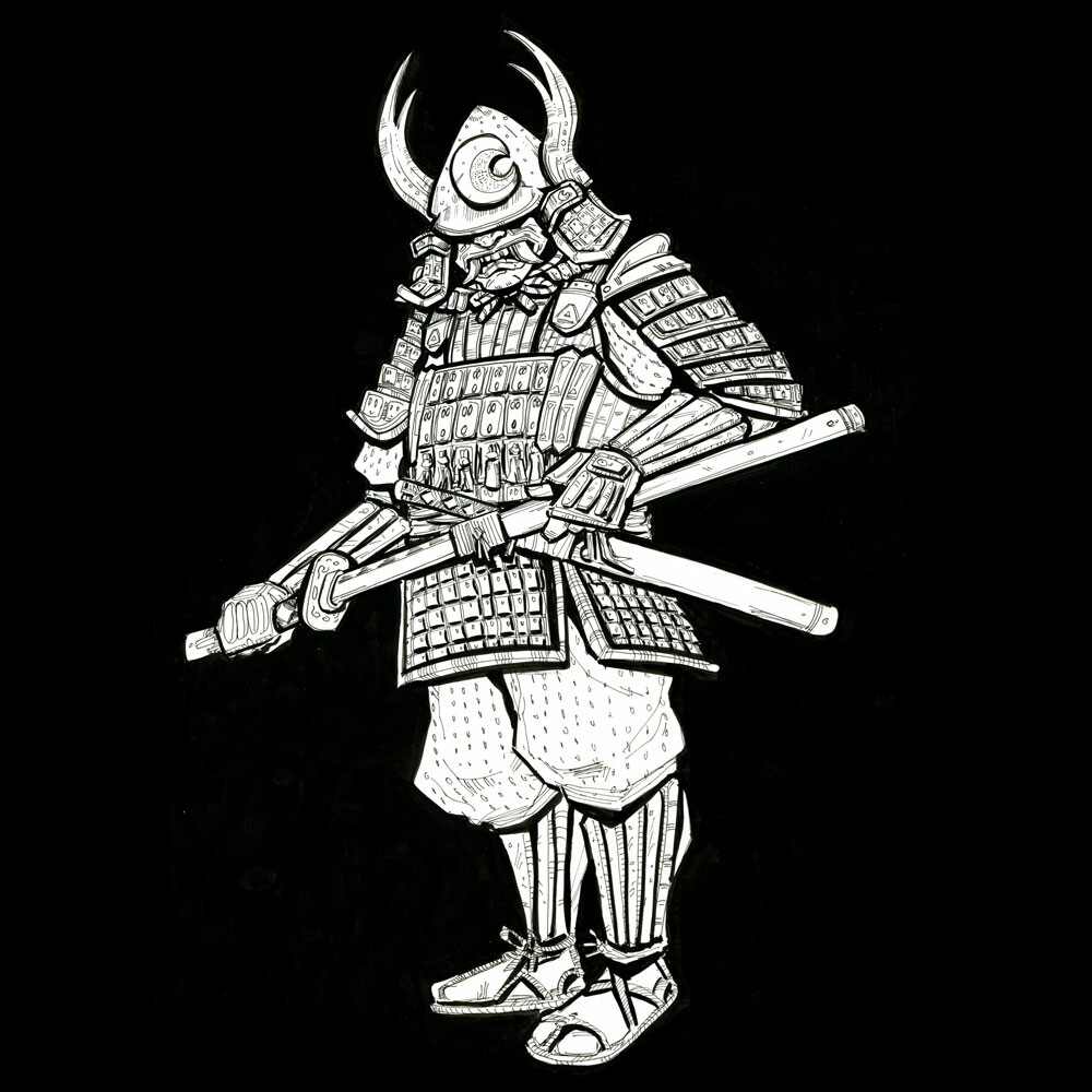Day 29: The Samurai