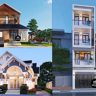 Neohouse architecture xem tuoi lam nha anh bia
