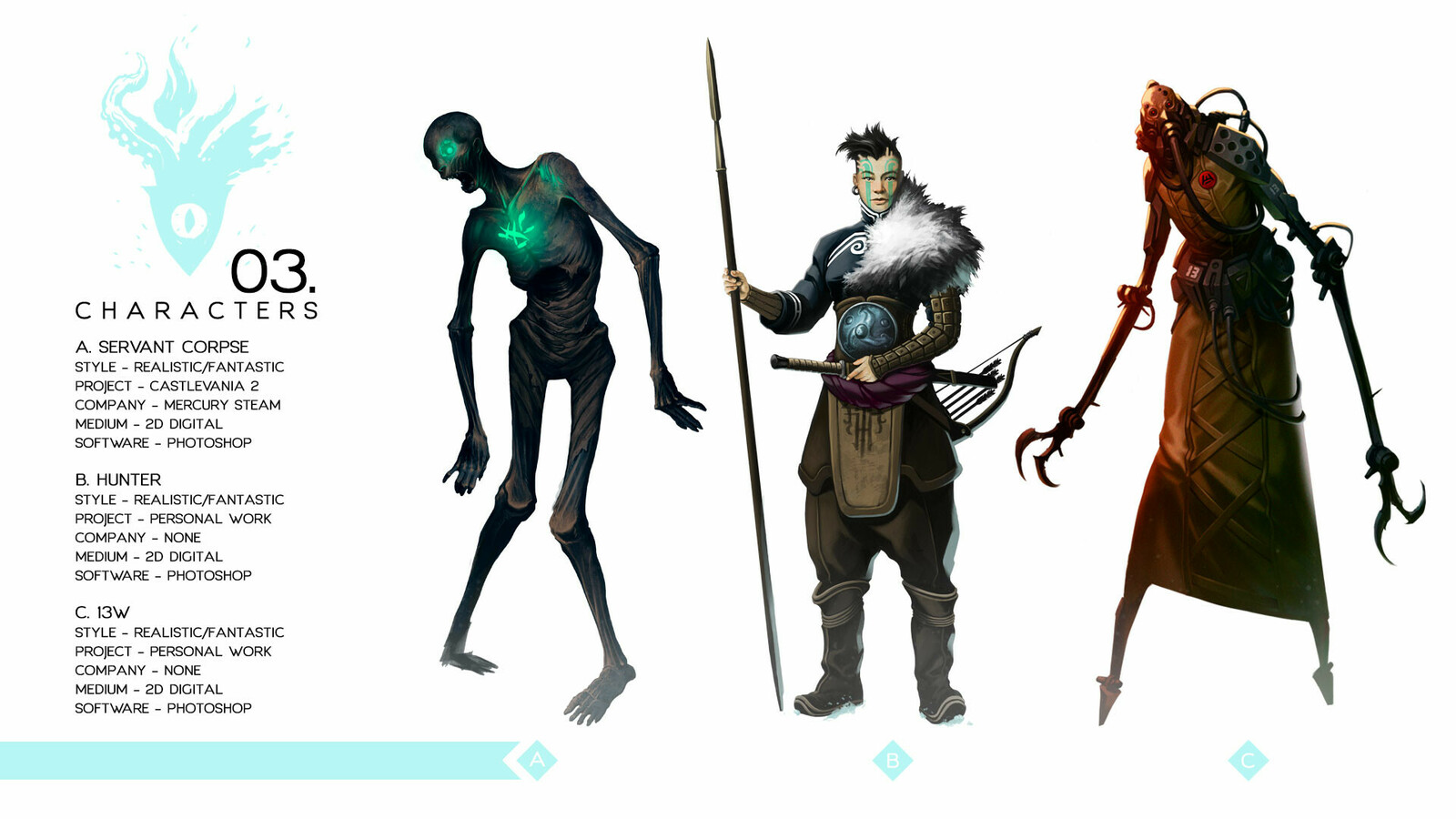 Characters Test