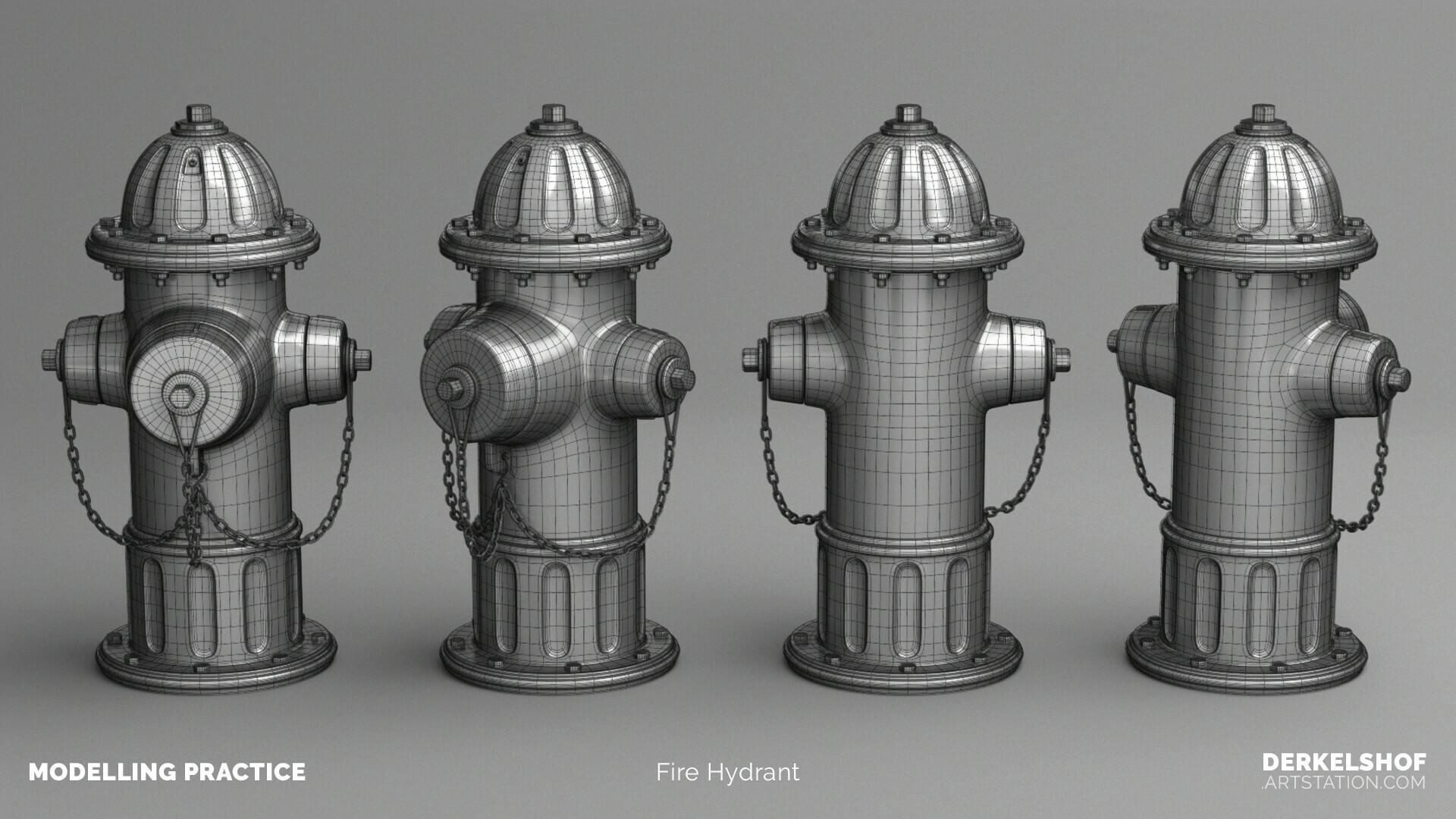 Derk elshof derk elshof fire hydrant 02