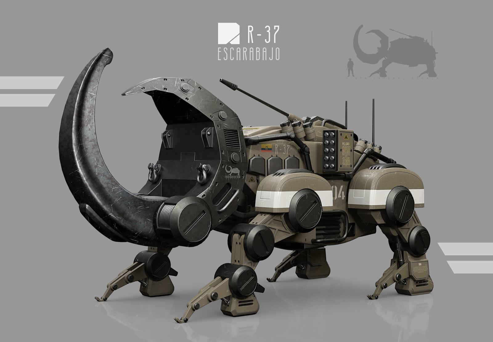 R-37 ESCARABAJO