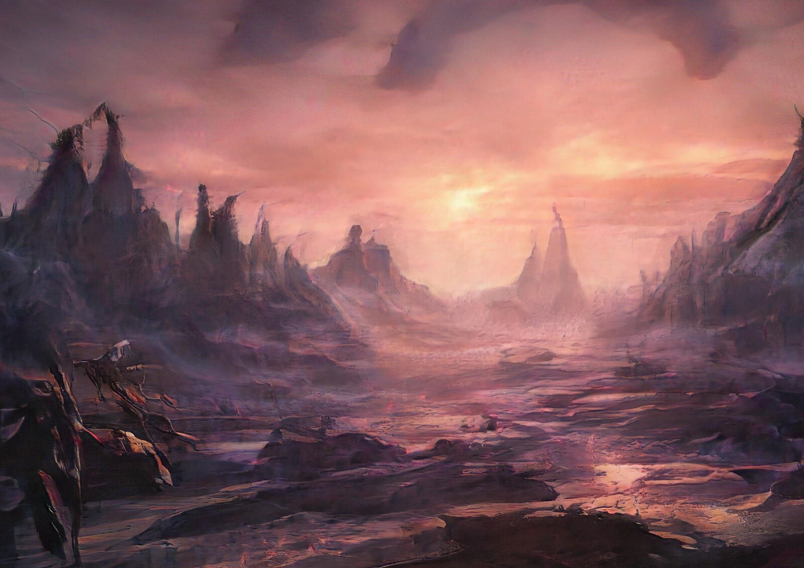 Enchanted Environments