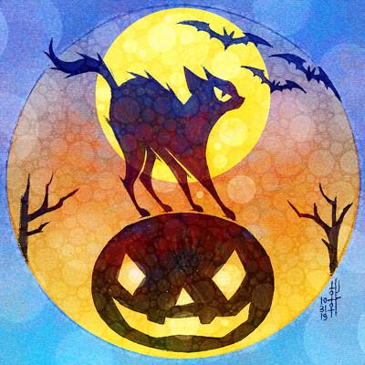 Eric lynx lin halloween2019b
