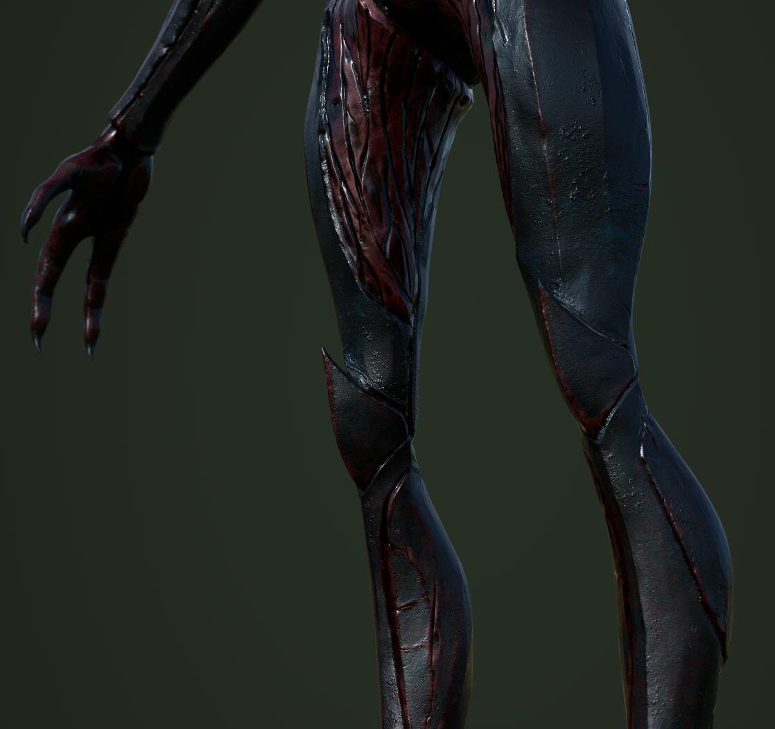 Demon Legs textures