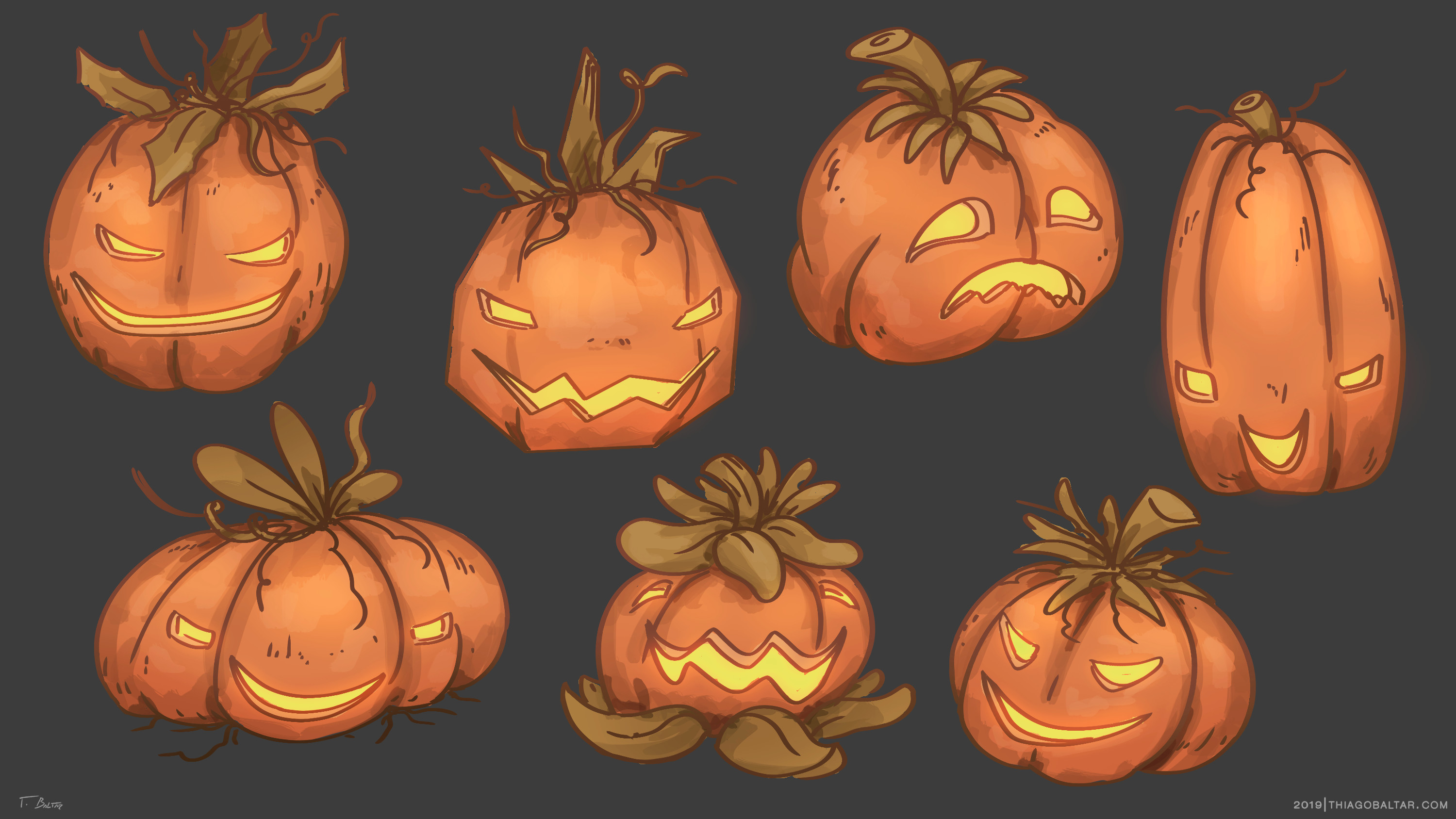Pumpkin Studies
