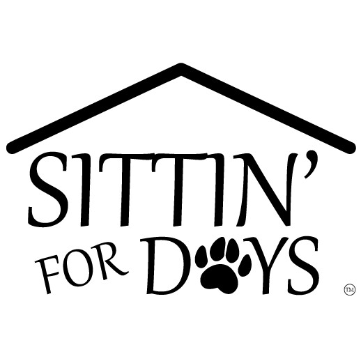 "Final Logo made for the pet sitting business ""Sittin' for Days"""