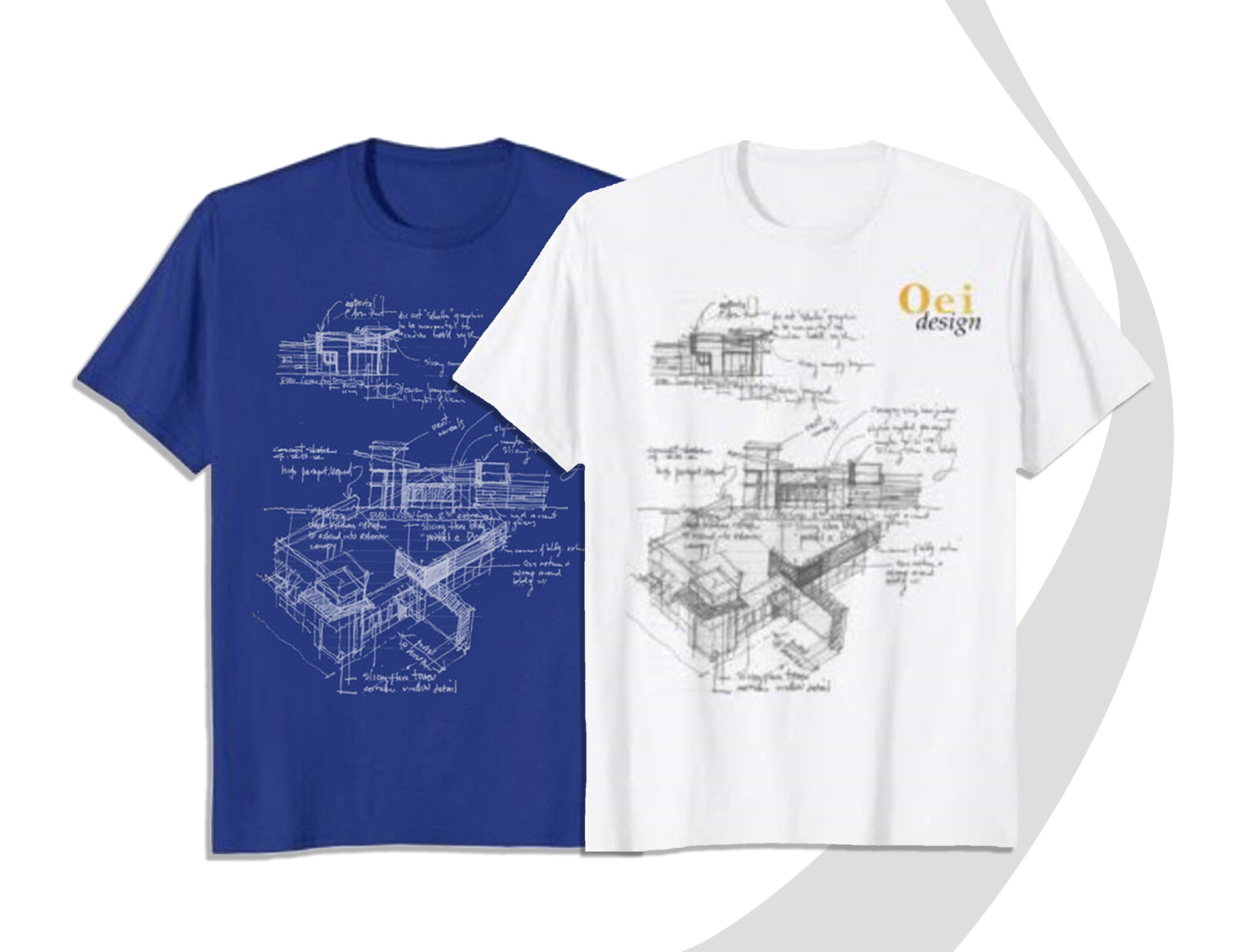 Official Oei Design merchandise