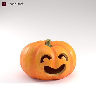 Adobe Stock | Happy Pumpkin