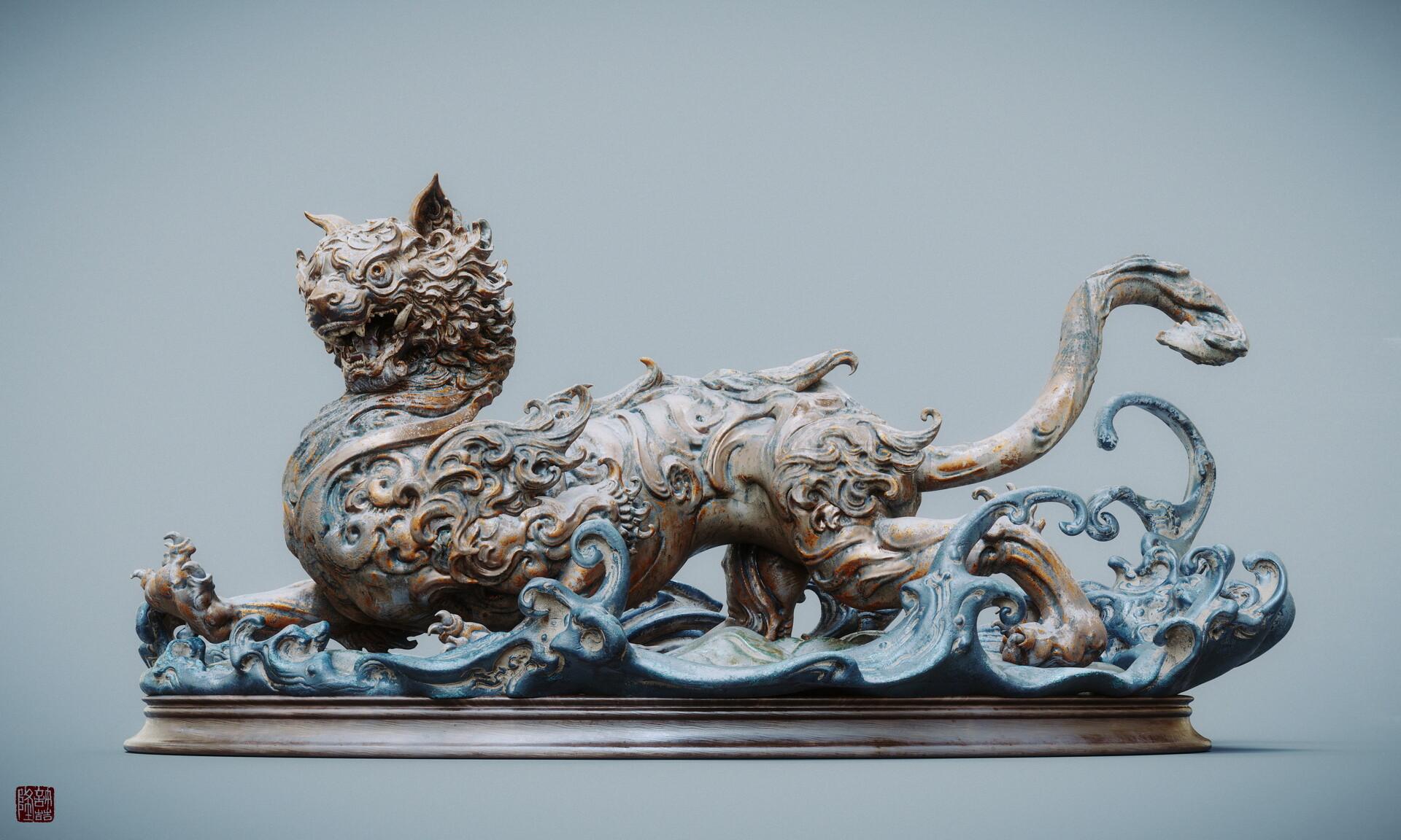 Zhelong xu tiger02